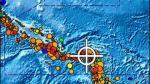 Cinco muertos tras terremoto y posterior tsunami en Islas Salomón - Noticias de terremoto formó isla