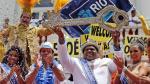 FOTOS: Rey Momo recibe las llaves de Río y da inicio al carnaval - Noticias de rey momo