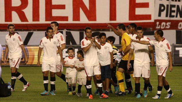 Sin Guastavino, pero con Alloco y Fernández en el once, la 'U' se estrena hoy. (USI)