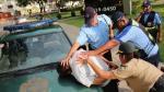 San Isidro: Capturan a sujeto que asaltaba locales comerciales - Noticias de roberto perez prieto