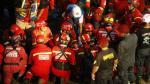 Obrero de construcción fallece en derrumbe - Noticias de torres olaya