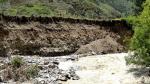 Lluvias afectan parque arqueológico de Ollantaytambo, pero no Machu Picchu - Noticias de drc