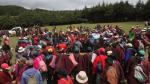 Amenazan con toma violenta de Cañaris - Noticias de cesar lucero