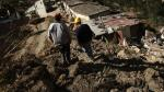 San Martín: Huaico destruye 20 casas - Noticias de martin caceres