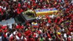 Féretro que recorrió Caracas no contenía restos de Hugo Chávez - Noticias de capilla ardiente