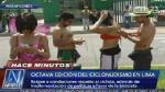 "Inician carrera ""ciclonudista"" en la avenida Arequipa - Noticias de ciclonudista lima"