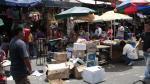 Ambulantes vuelven a tomar el Centro de Lima - Noticias de jiron andahuaylas
