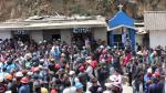 Violento desalojo deja dos fallecidos - Noticias de parcoy