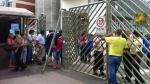 FOTOS: Así se desarrolla la jornada de revocatoria en Lima - Noticias de demora