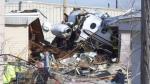 EEUU: Dos muertos por caída de un jet privado sobre una casa - Noticias de mary jane